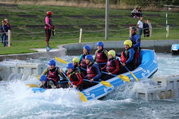 Whitewater Rafting 2018